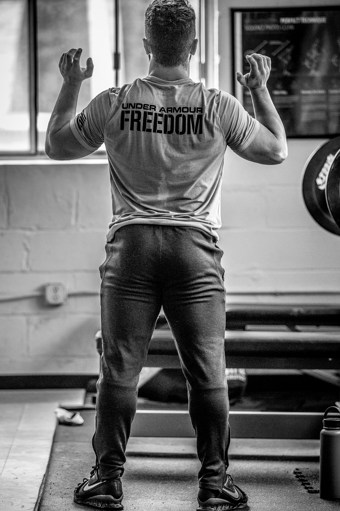 Why do you squat? Looking to get strong? For Booty gainz?