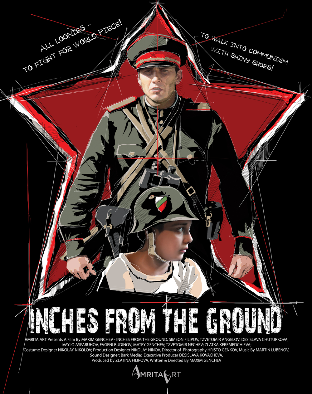 Inches from the Ground - War