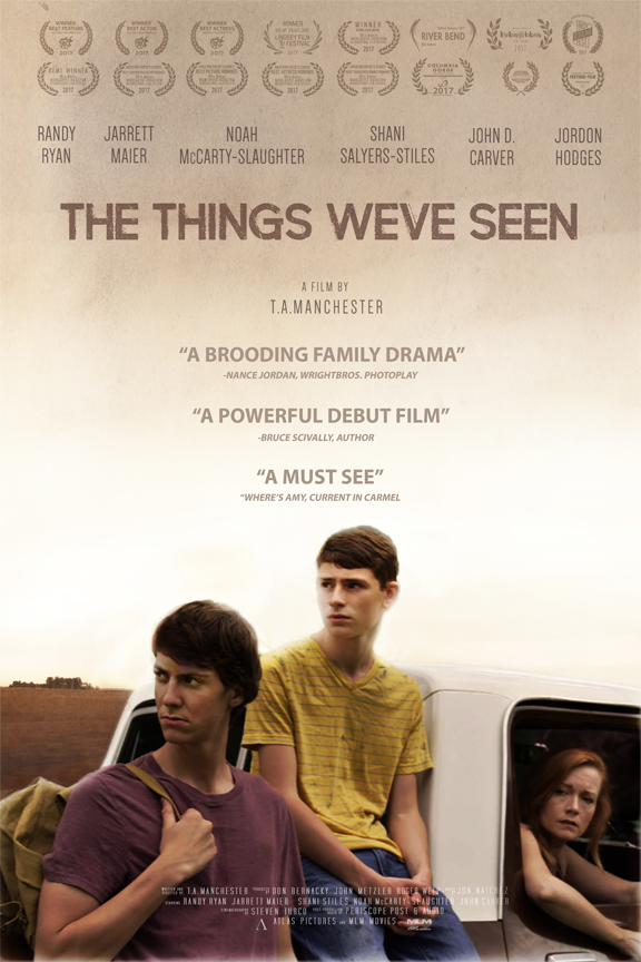 The Things We've Seen - Drama/Thriller