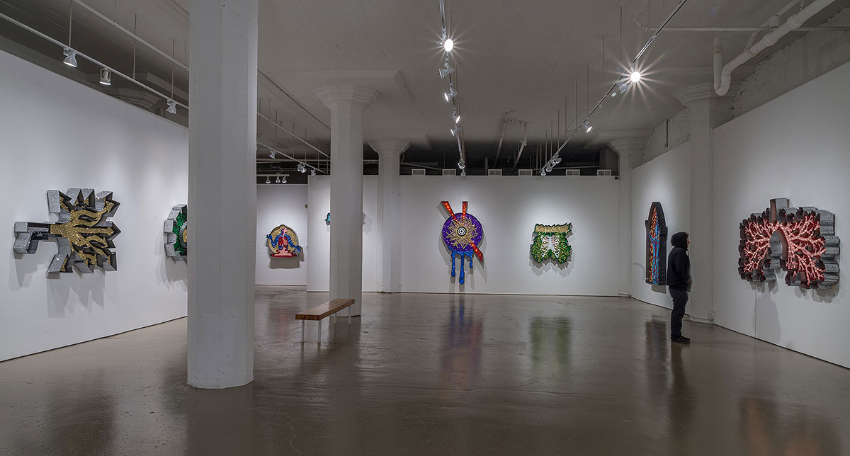 """Cure Installation View"""