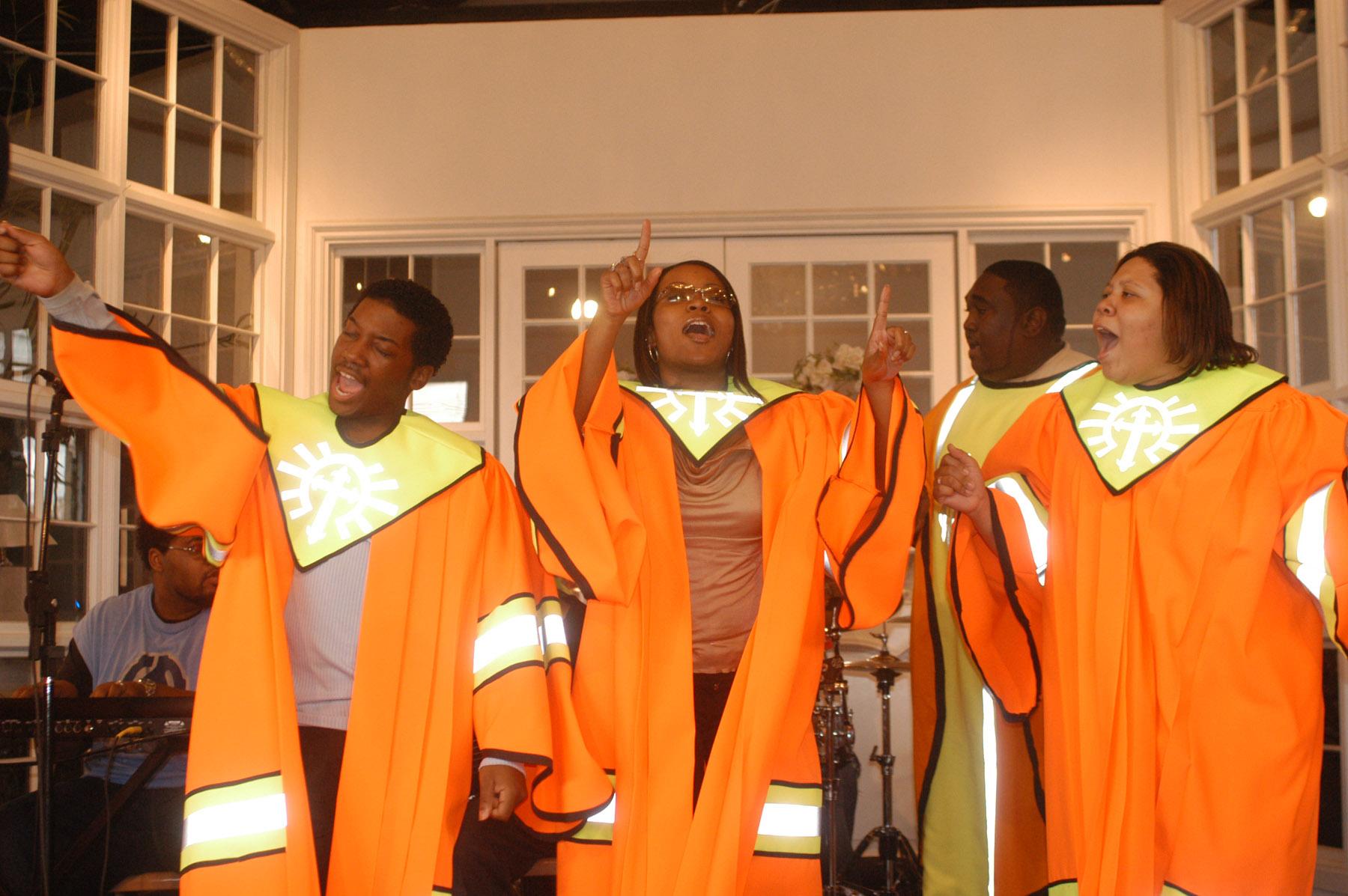 """Cautionary Church, 2005, Performance"