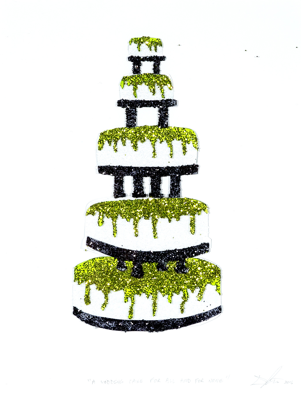 """""""A Wedding Cake For All and For None"""""""