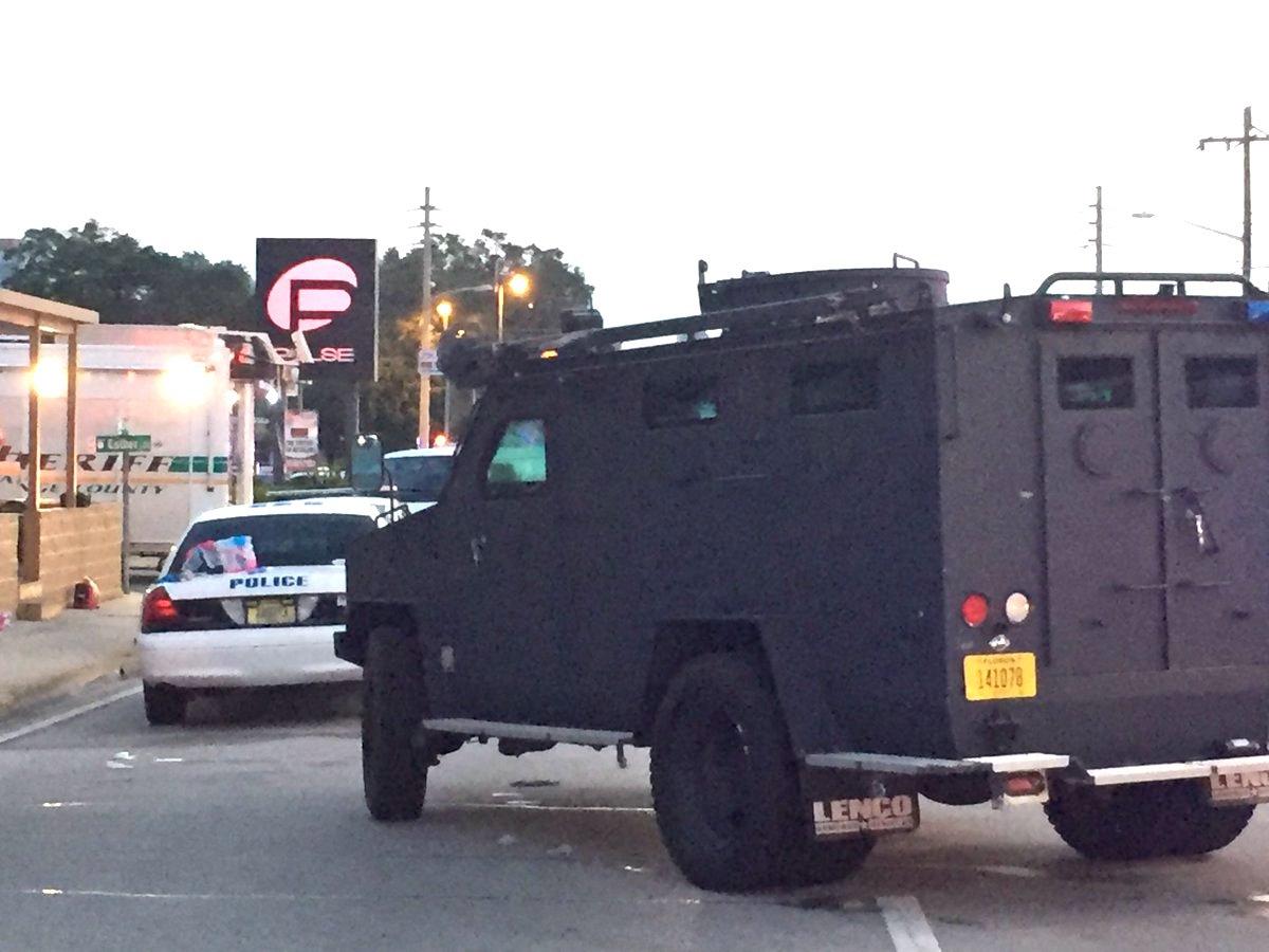 Photo courtesy of Orlando police