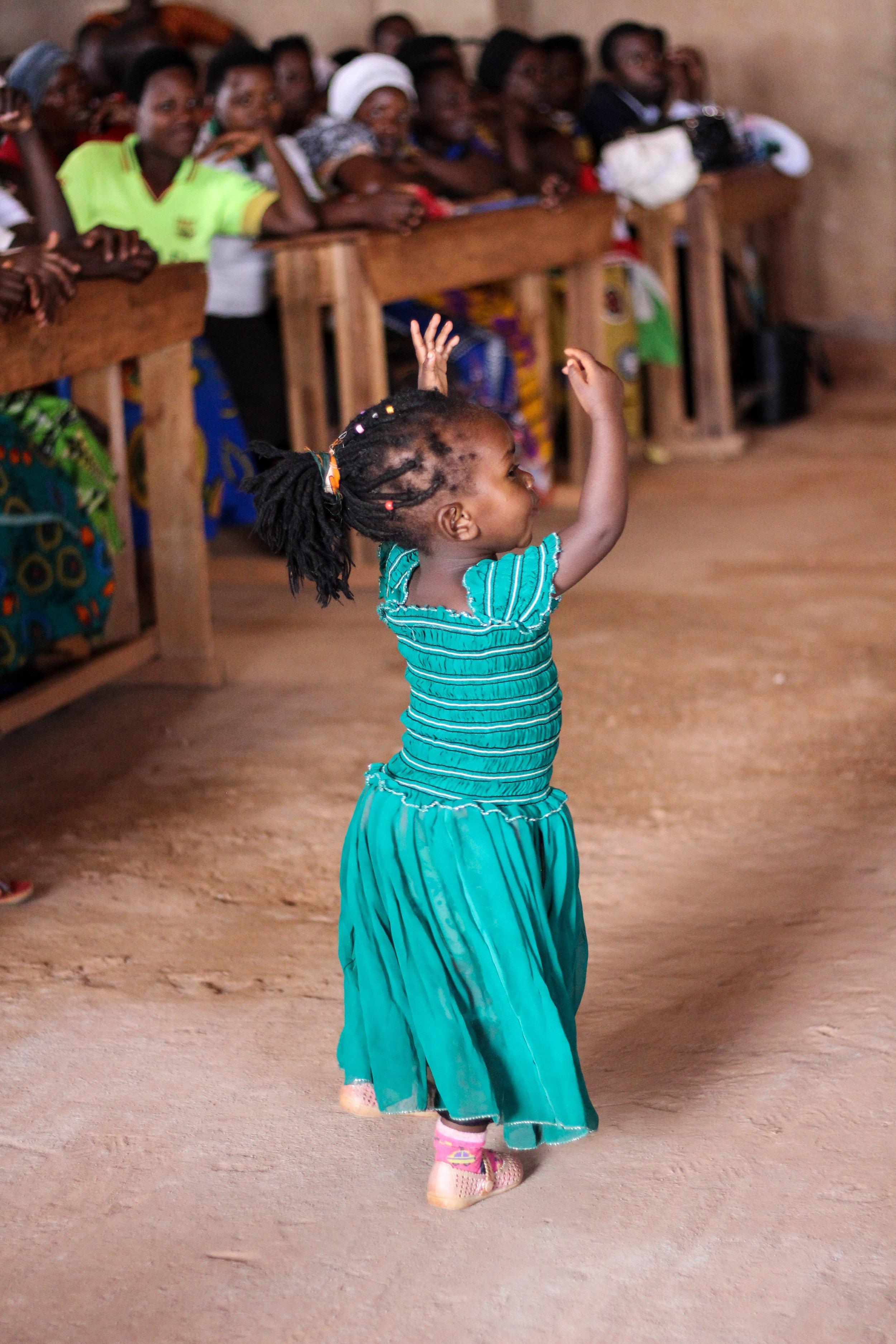 African Child praising God.jpg