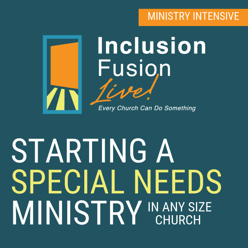 "Presented at Bay Presbyterian Church, Bay Village, OH on April 5, 2019  Stephen ""Doc"" Hunsley, SOAR Special Needs Ministry Grace Church, KS  Beth Golik, Key Ministry"