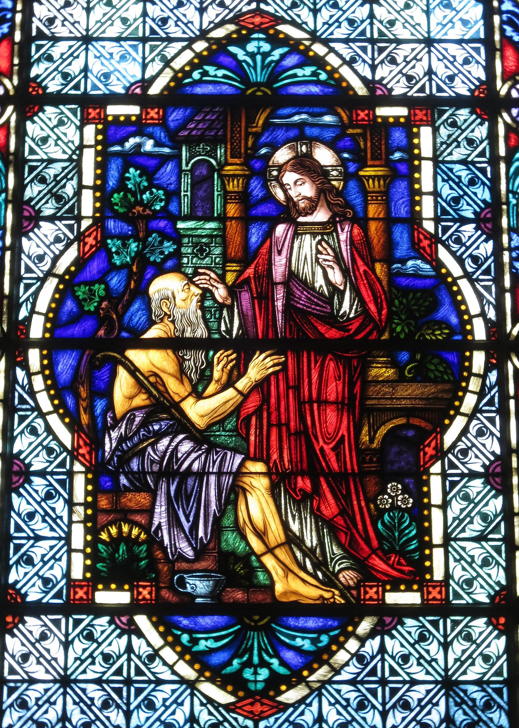 Cathedral Church of St. Patrick, Charlotte, North Carolina, USA. Source: Nheyob [CC BY-SA 4.0 (https://creativecommons.org/licenses/by-sa/4.0)]