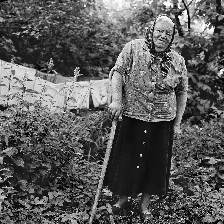 Holocaust Survivor- Teplik, Ukraine