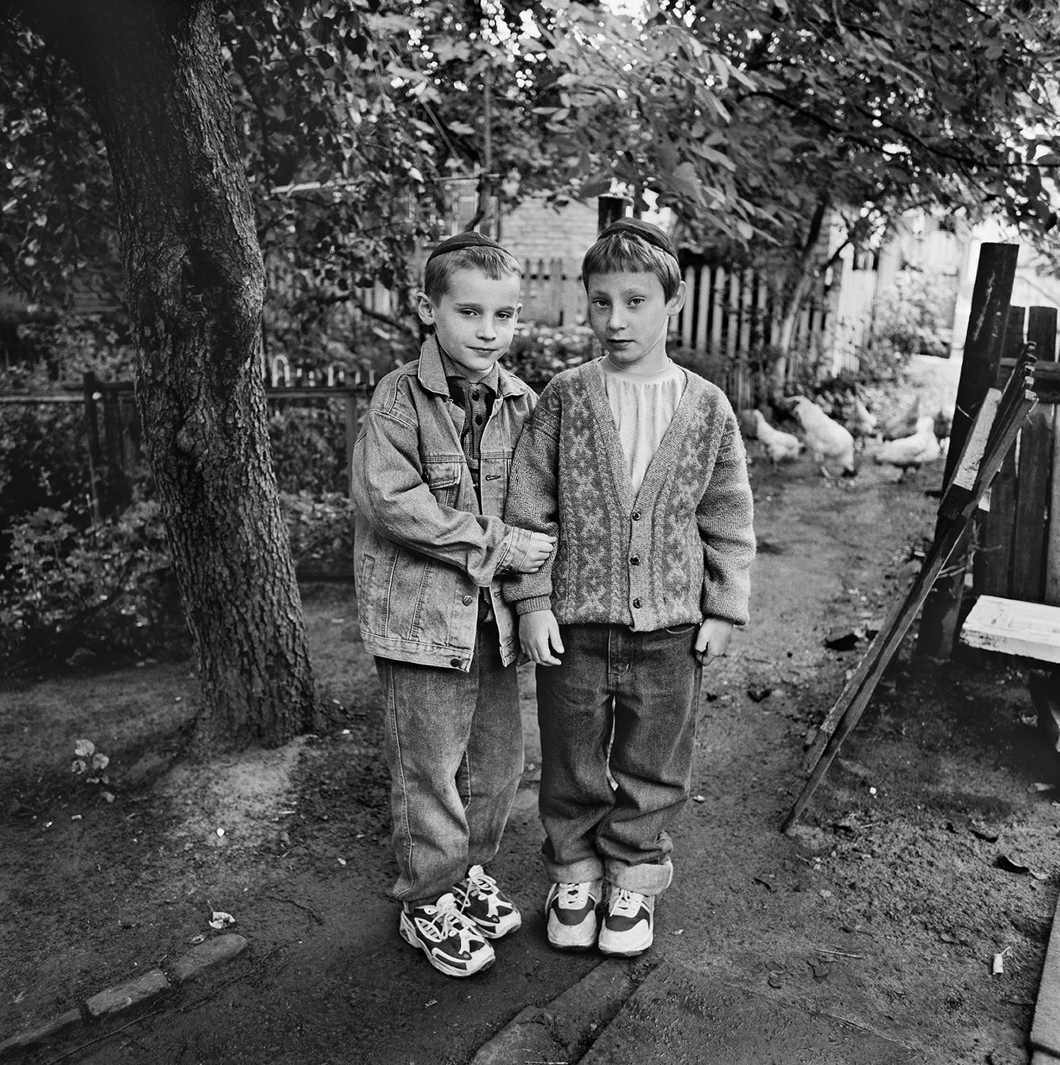 Boys at Summer Camp- Berdichiv, Ukraine
