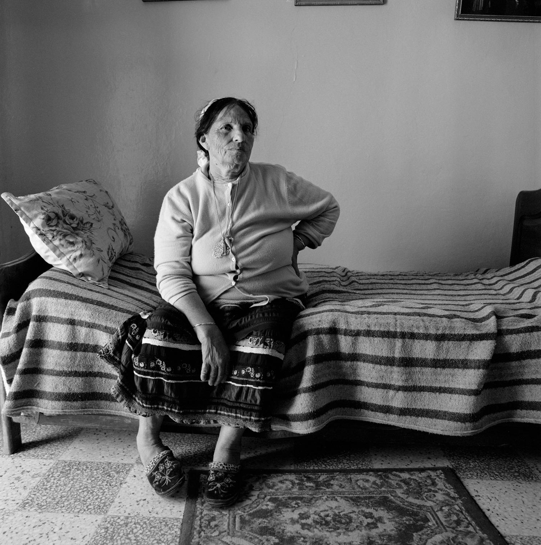 Mother- Hara Kebira, Djerba, Tunisia