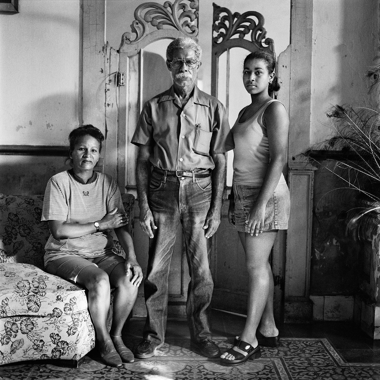 Mixed Marriage- Santiago de Cuba, Cuba