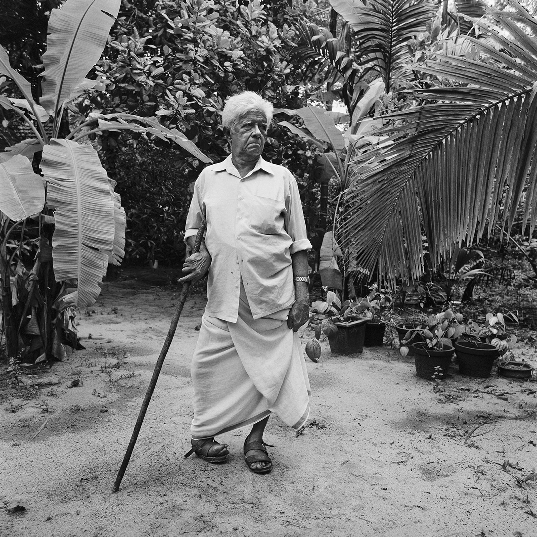Coconut Farmer- Parur District, India