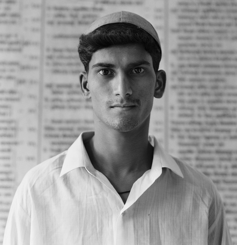Watchman, Magen David Synagogue- Mumbai, India