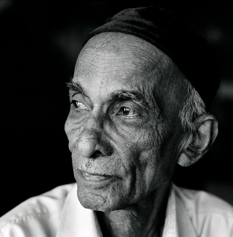 Cantor, Magen Aboth Synagogue- Alibag, India