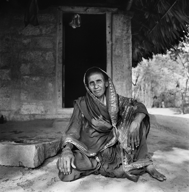 Widow- Kottareddipalem, India