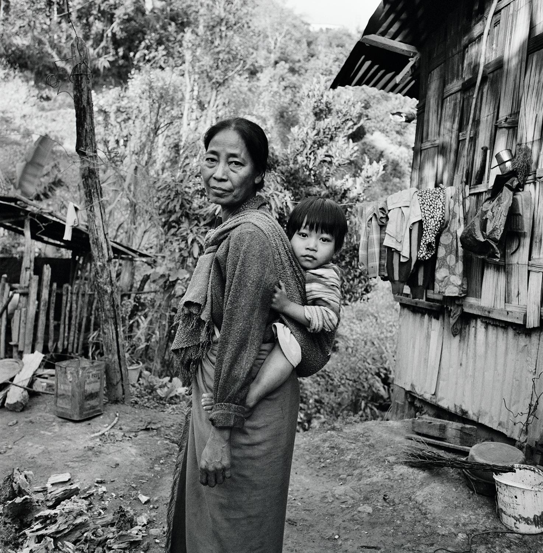 Grandmother- Sihpef, Mizorim, India
