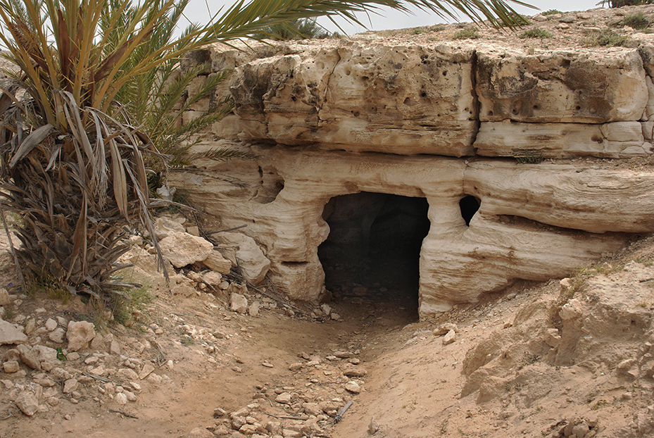 Ancient Cave- Djerba, Tunisia
