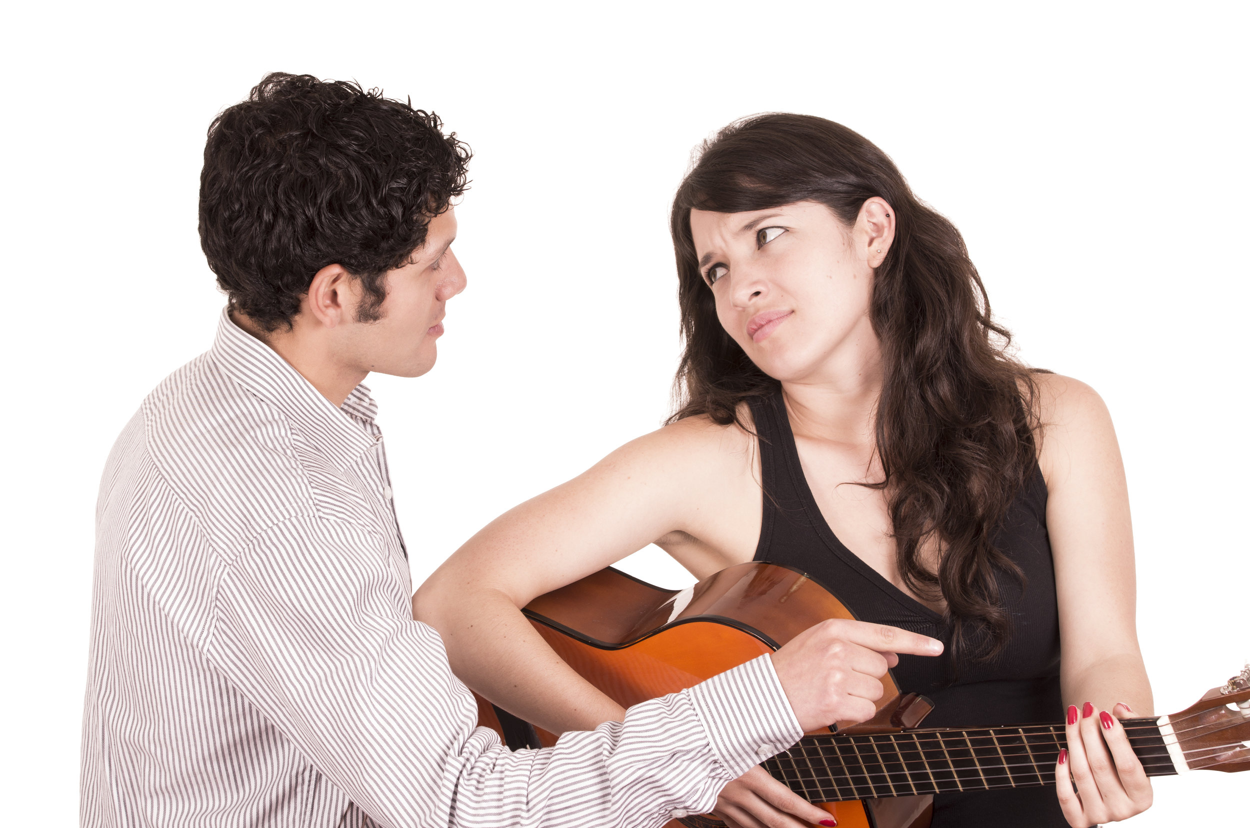 guitar teacher and guitar lessons in london