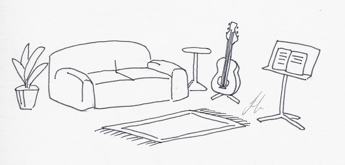 Practise Guitar Environment