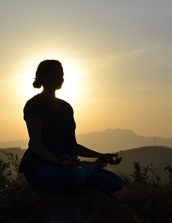 meditation practice counts as yoga