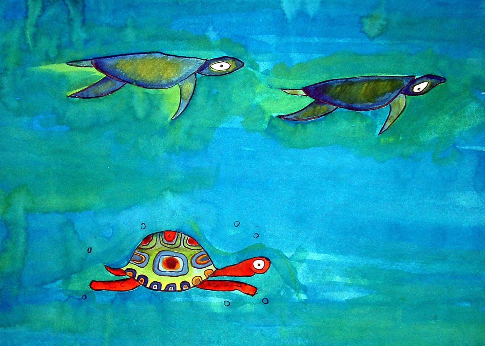 """""""Sea Turtles"""""""