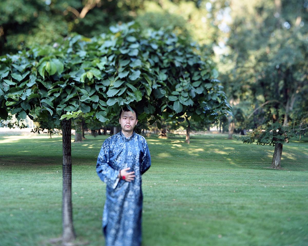 Shanghai Circus World (as a Dr. Lao) Hyde Park, NY 2011