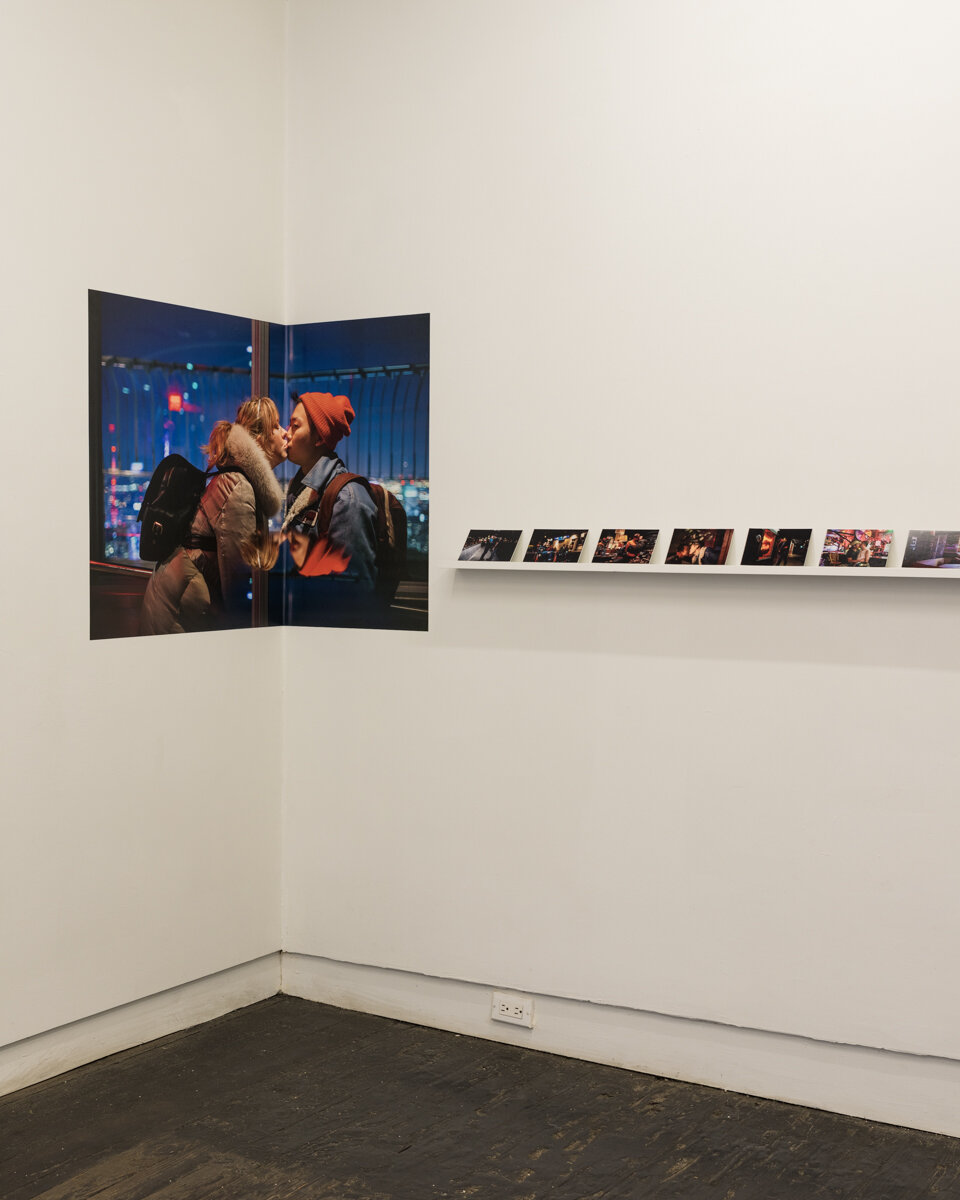 Installation View, LMAKgallery, 2019.