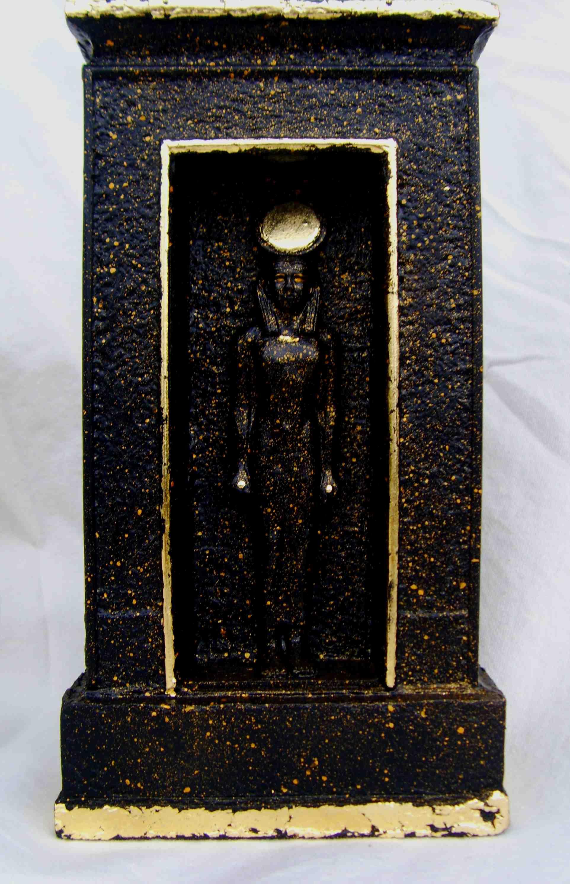 Hathor Shrine - 2015