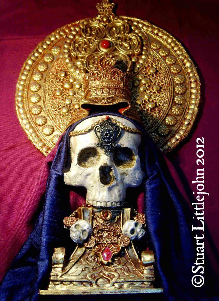 Santa Muerte Shrine 2 - 2012