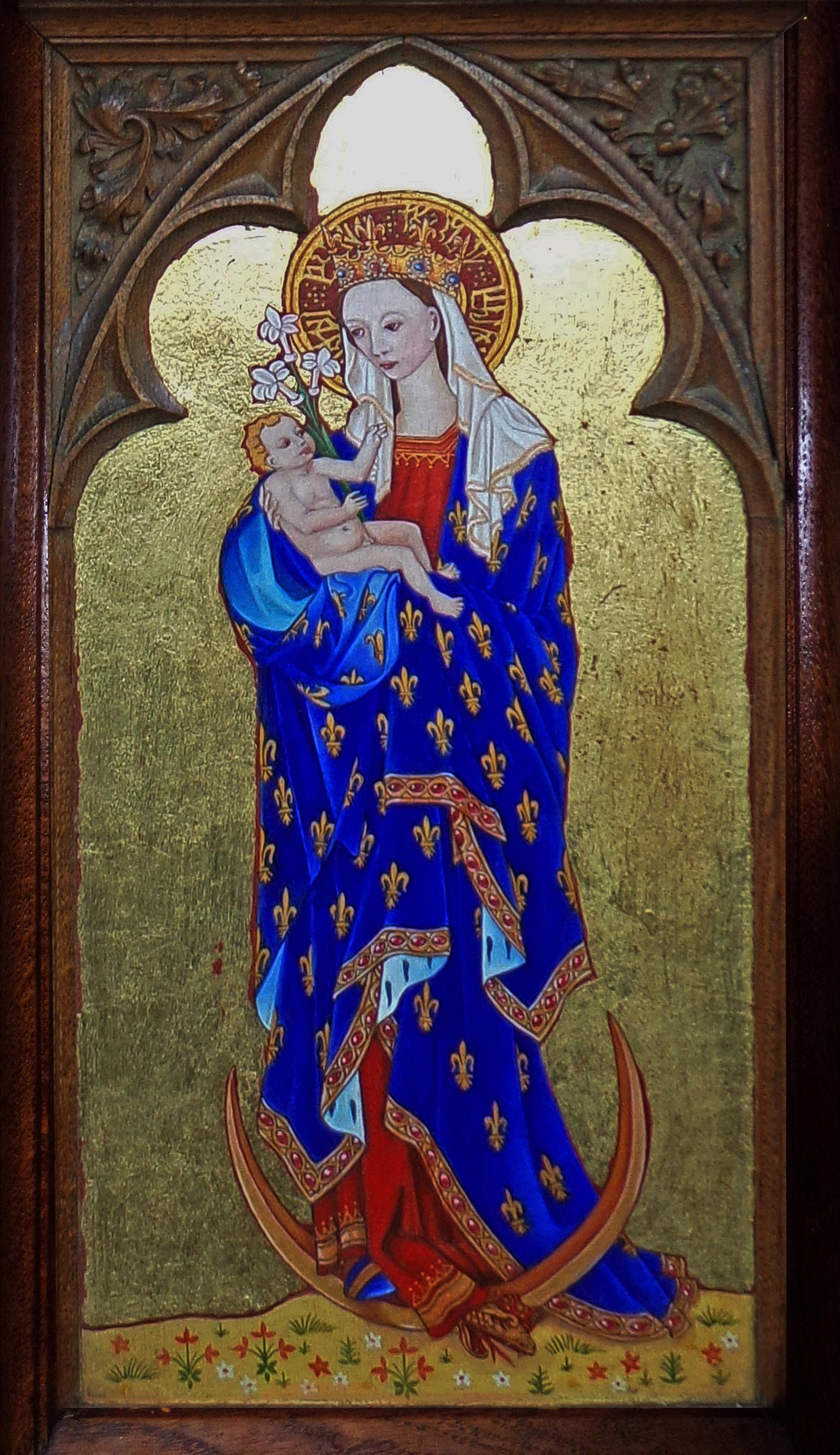 Blessed Virgin Mary - 2015