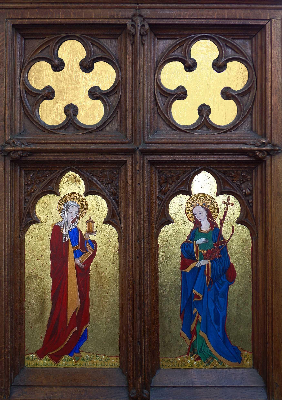 St. Mary Magdalene & St. Margaret - 2014