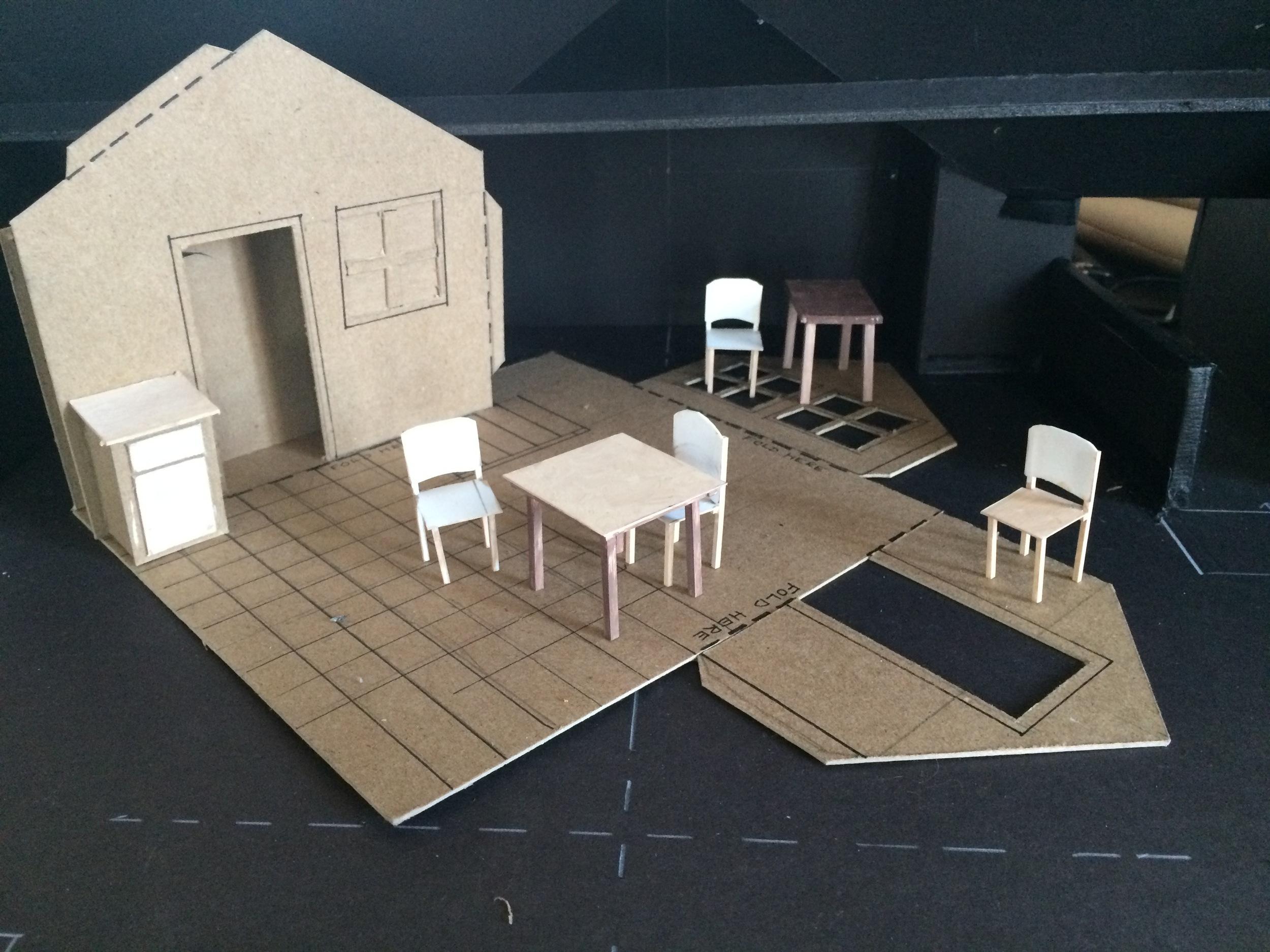 Salt  model and image by Anna Treusch