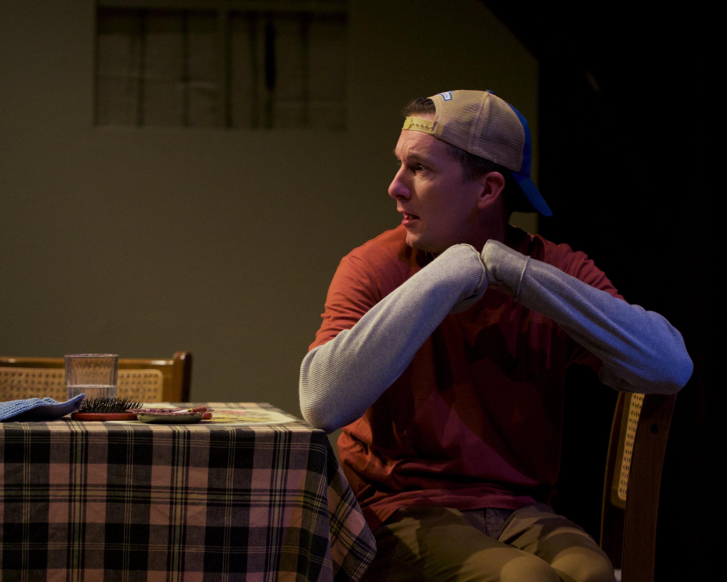 Geoffrey Armour as George