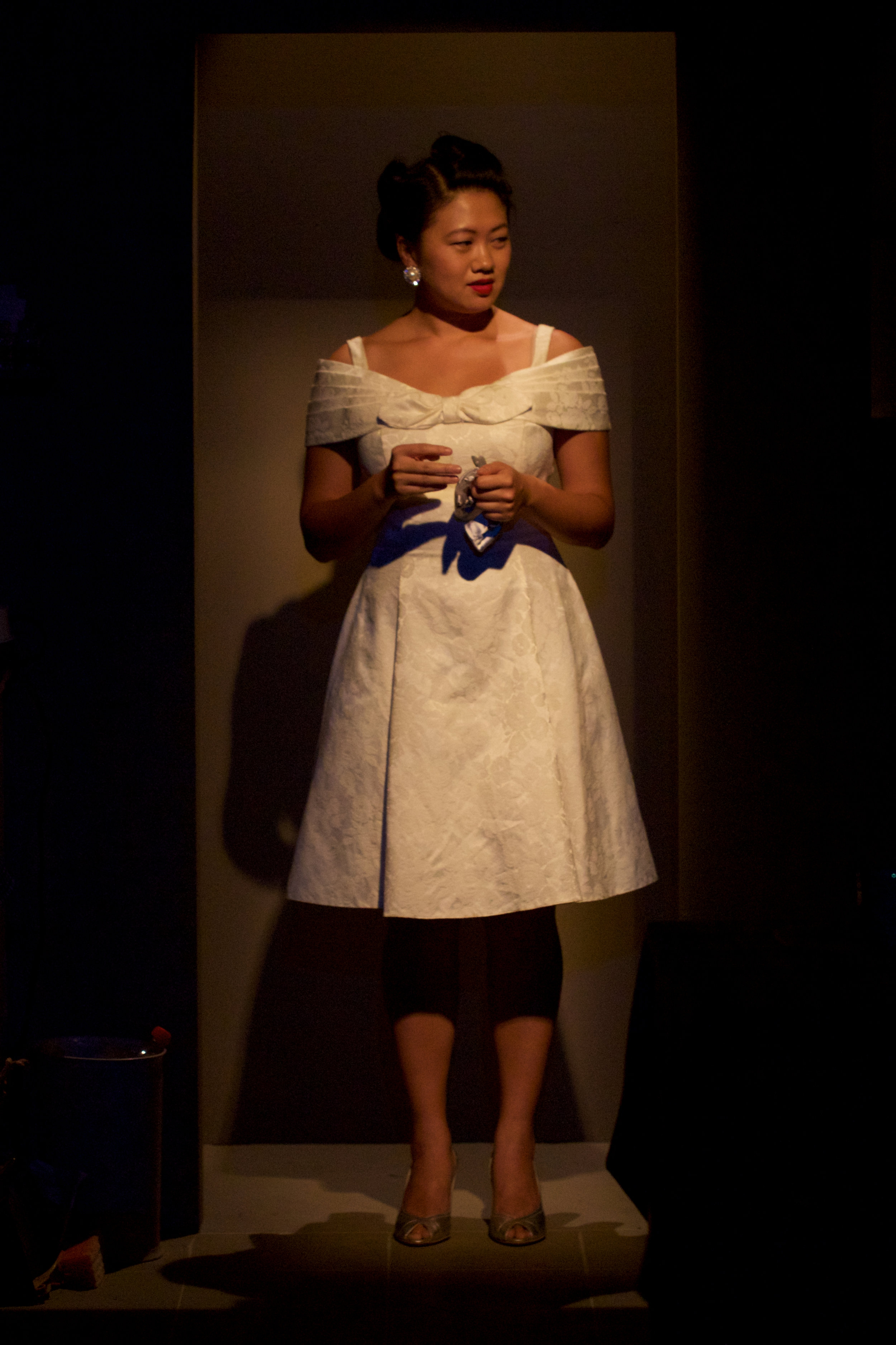 Stephanie Jung as Rose