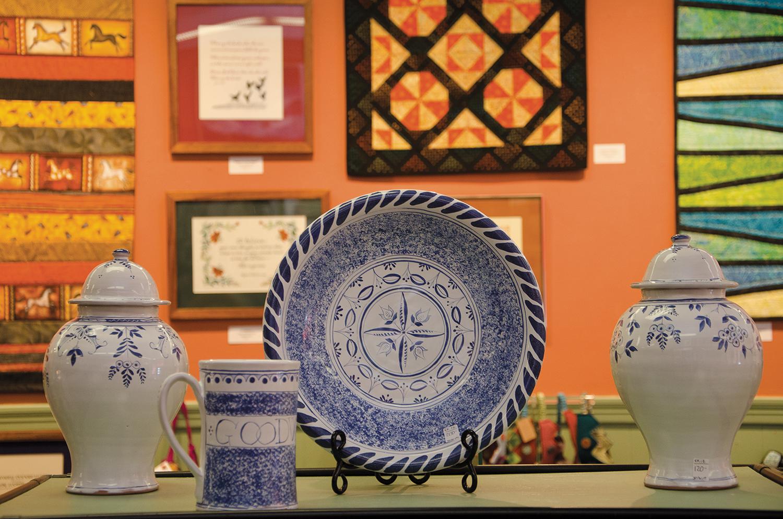 Delftware by Stephen Earp