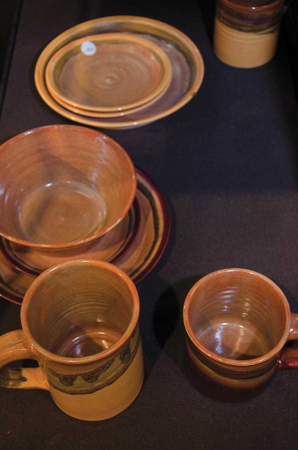 Ceramics by Kristin O'Neill