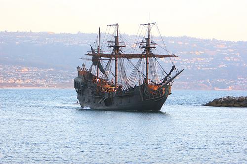 "Photo by www.flickr.com/photos/rangerpete/ look under ""Pirates"""