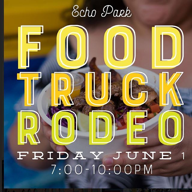#tonight's the night #thetropictruck #echopark #foodtruckrodeo
