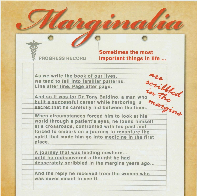 POSTER - Marginalia