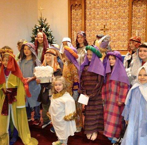 Our 2015 Children's Christmas Program