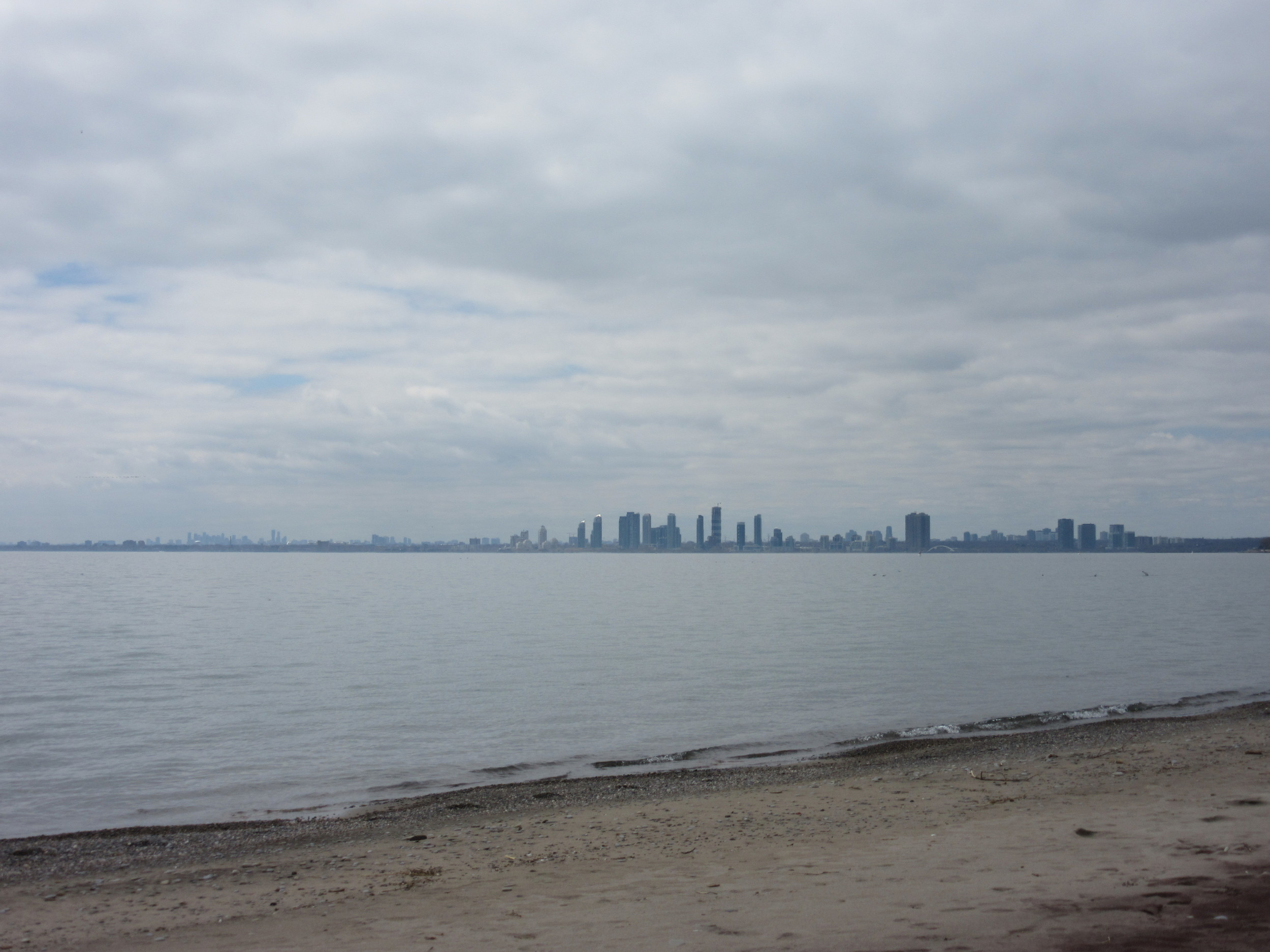 Beaches on Toronto Islands