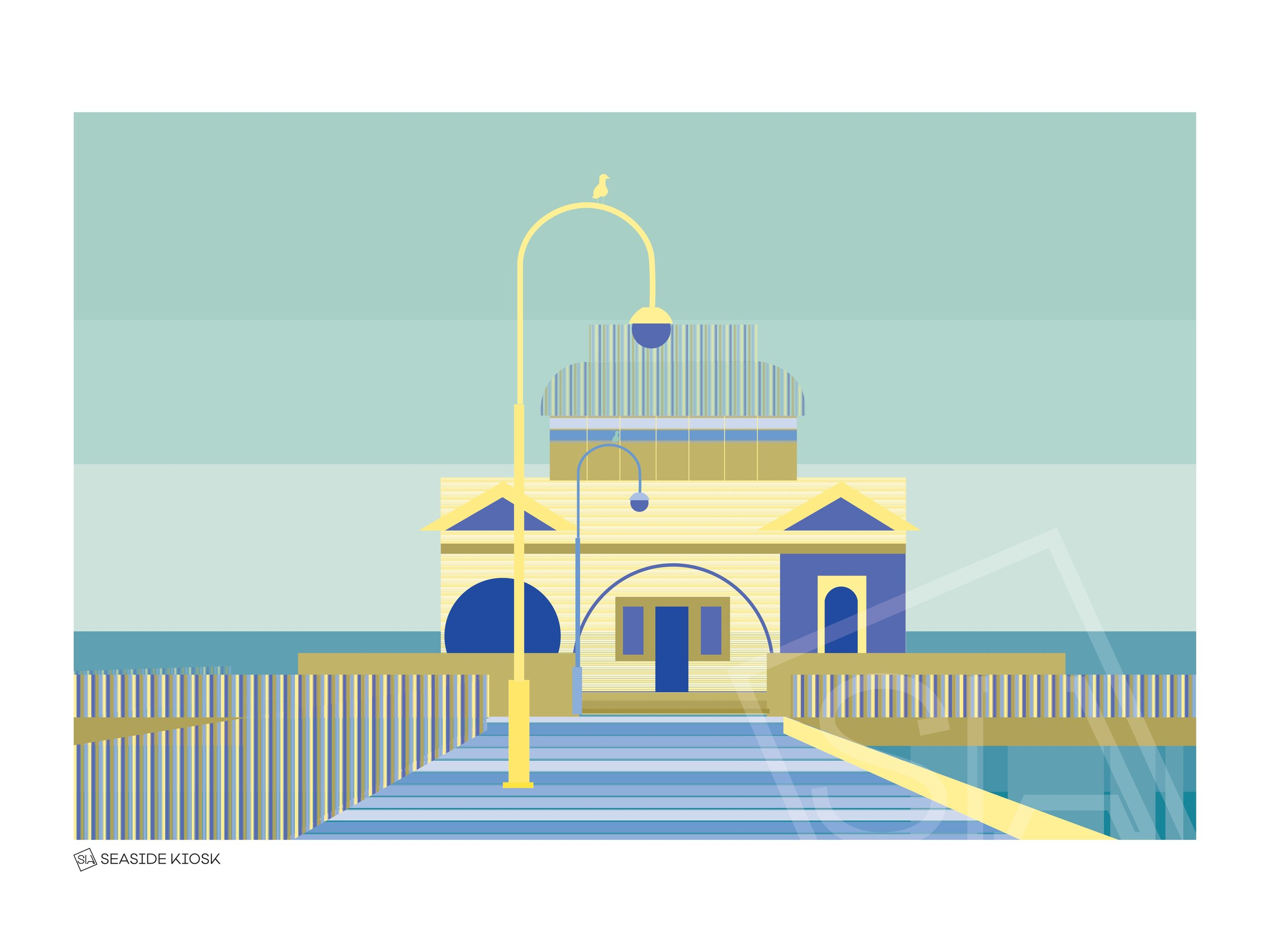 Seaside Kiosk
