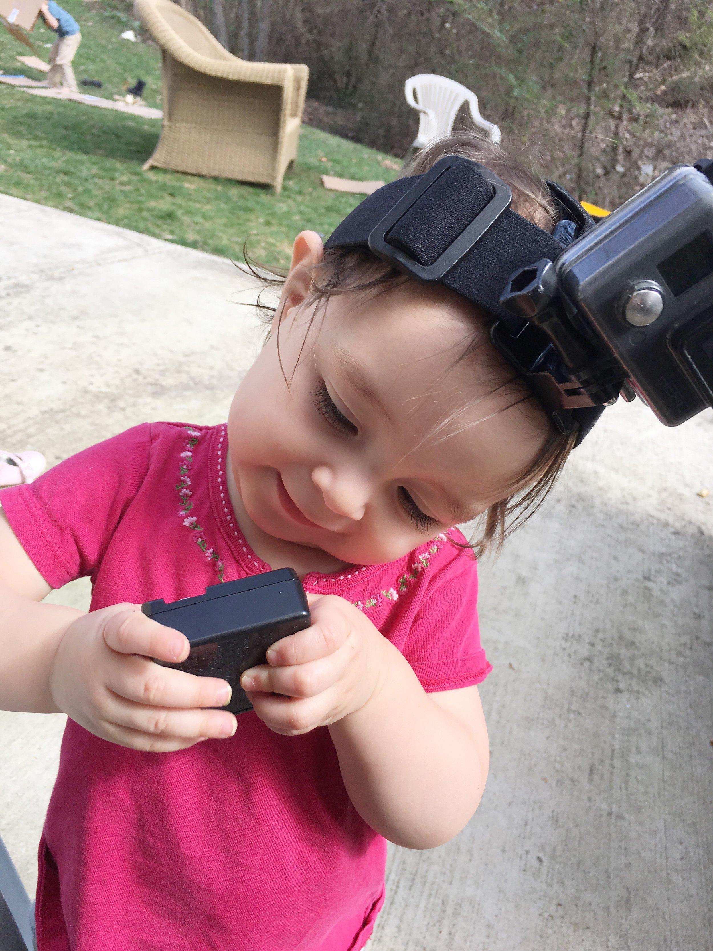 GoPro Hero cute photo