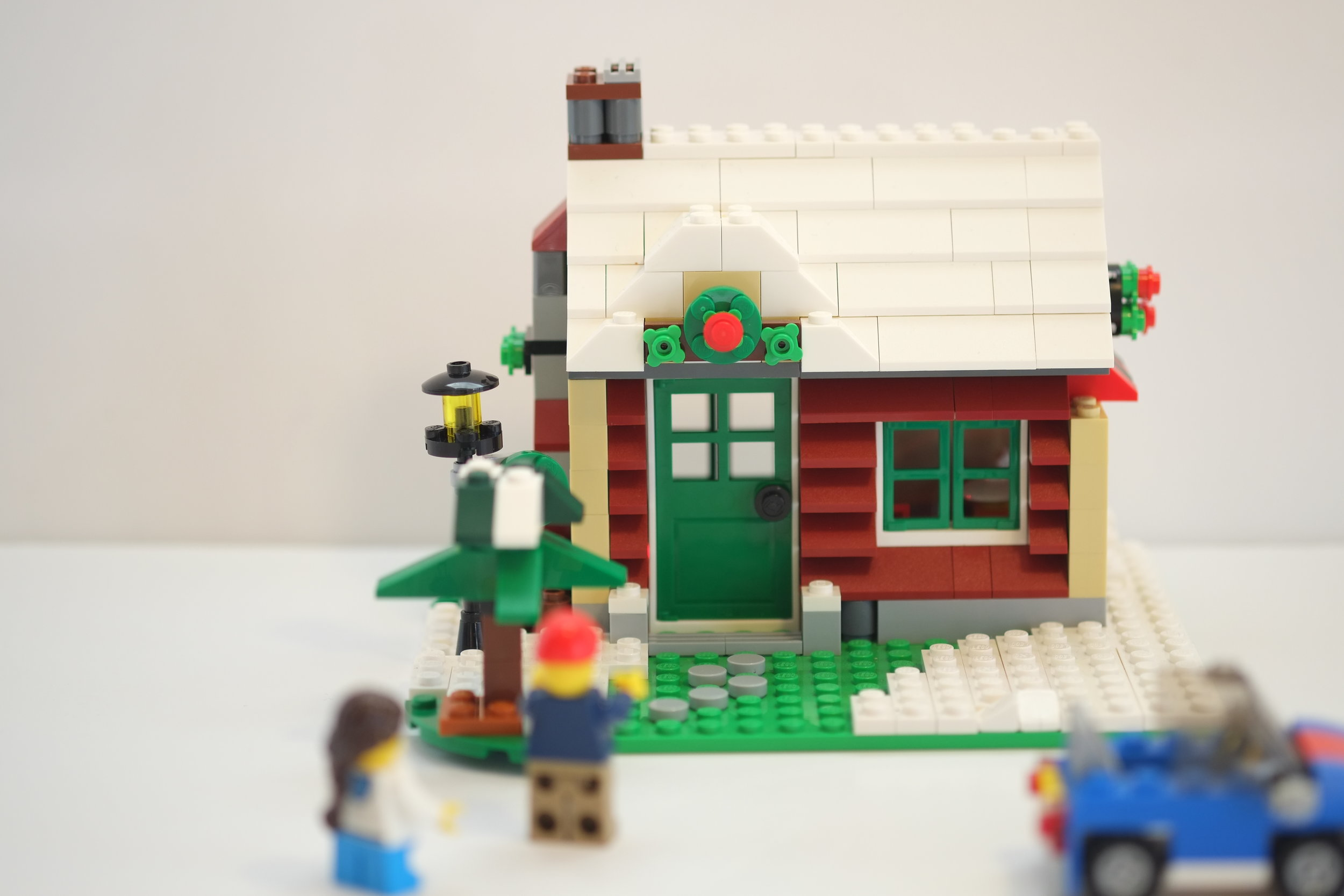 One of Heistheway's Lego official stop motion film contest entries