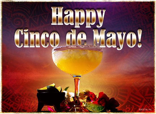 Feliz Cinco de Mayo de MaxWood Co.