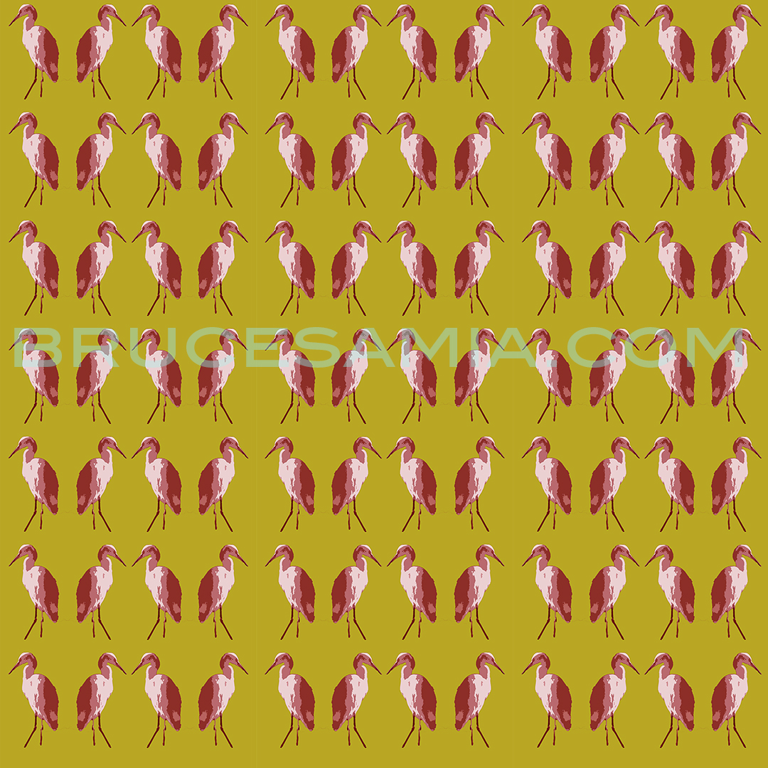 7.seabird-pattern-gold-dirty-gr-12x12