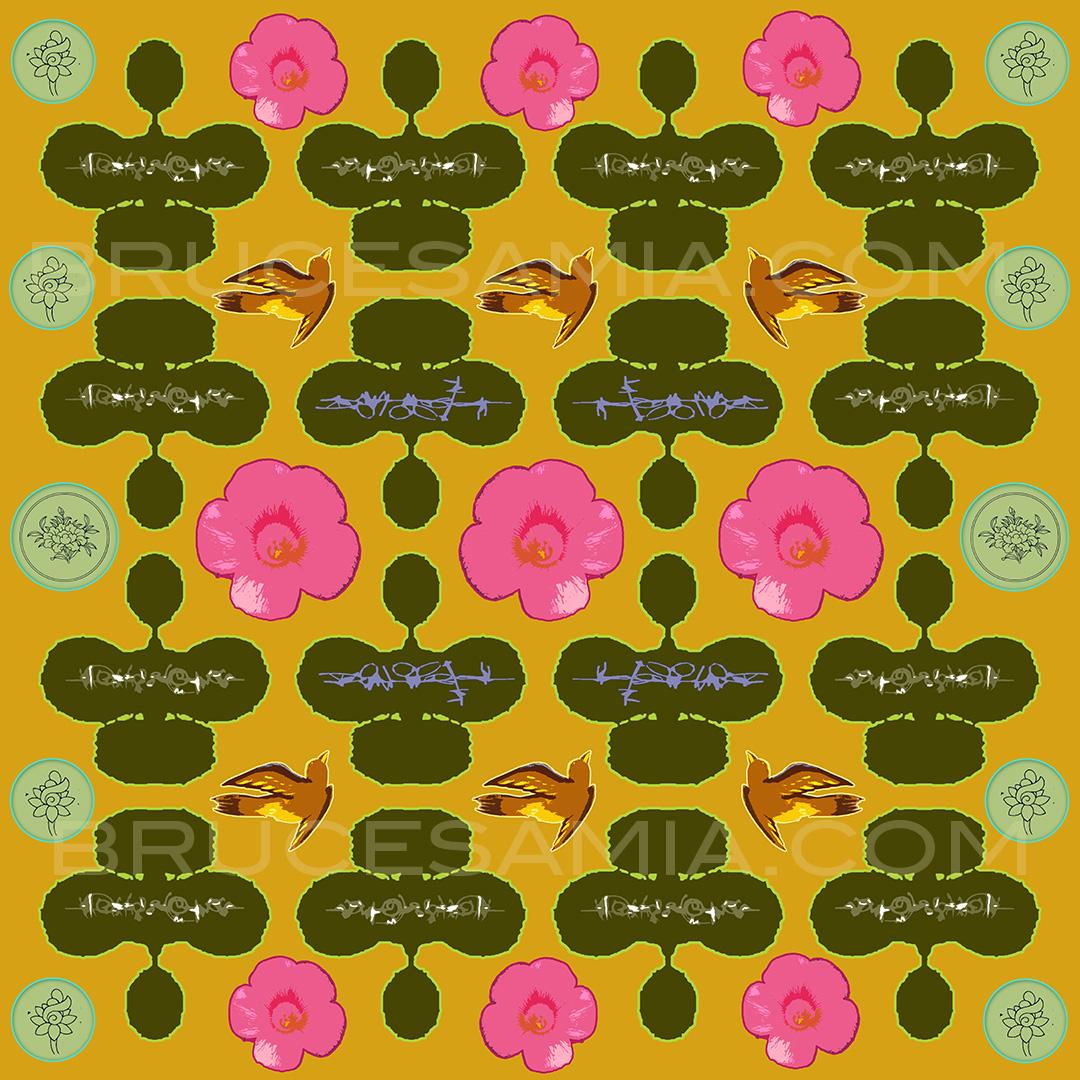 16.square-fleur-gold-27x27