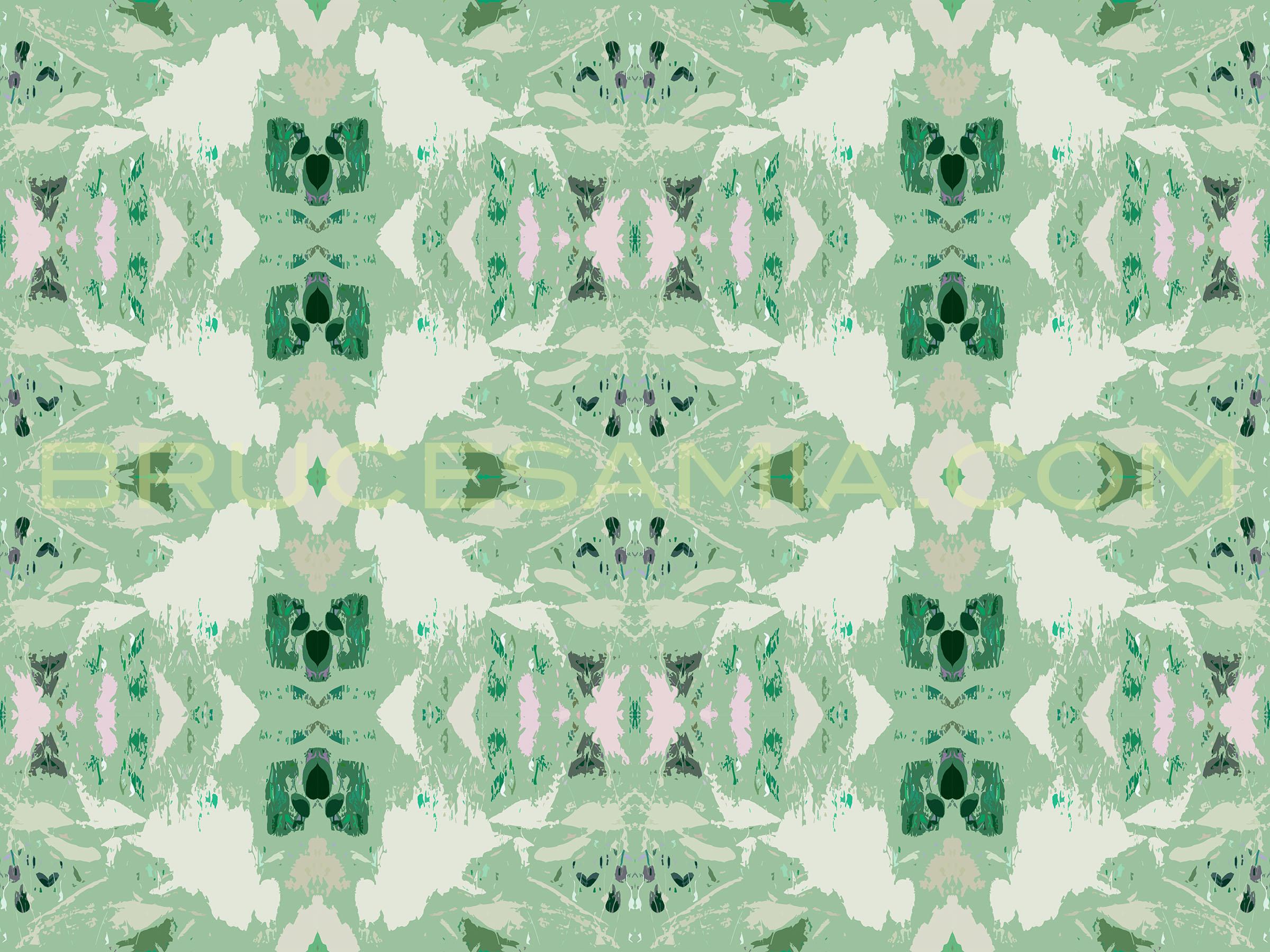 17.splash-green-fabric