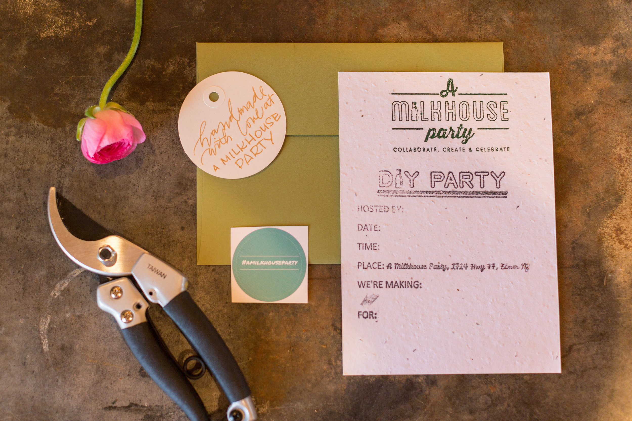 Invite Your Bridal Party To AMP