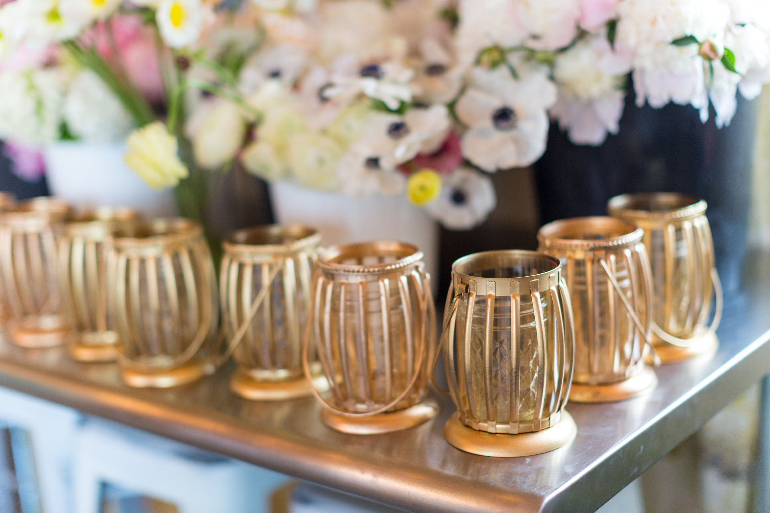 Wedding Vase Rentals Available