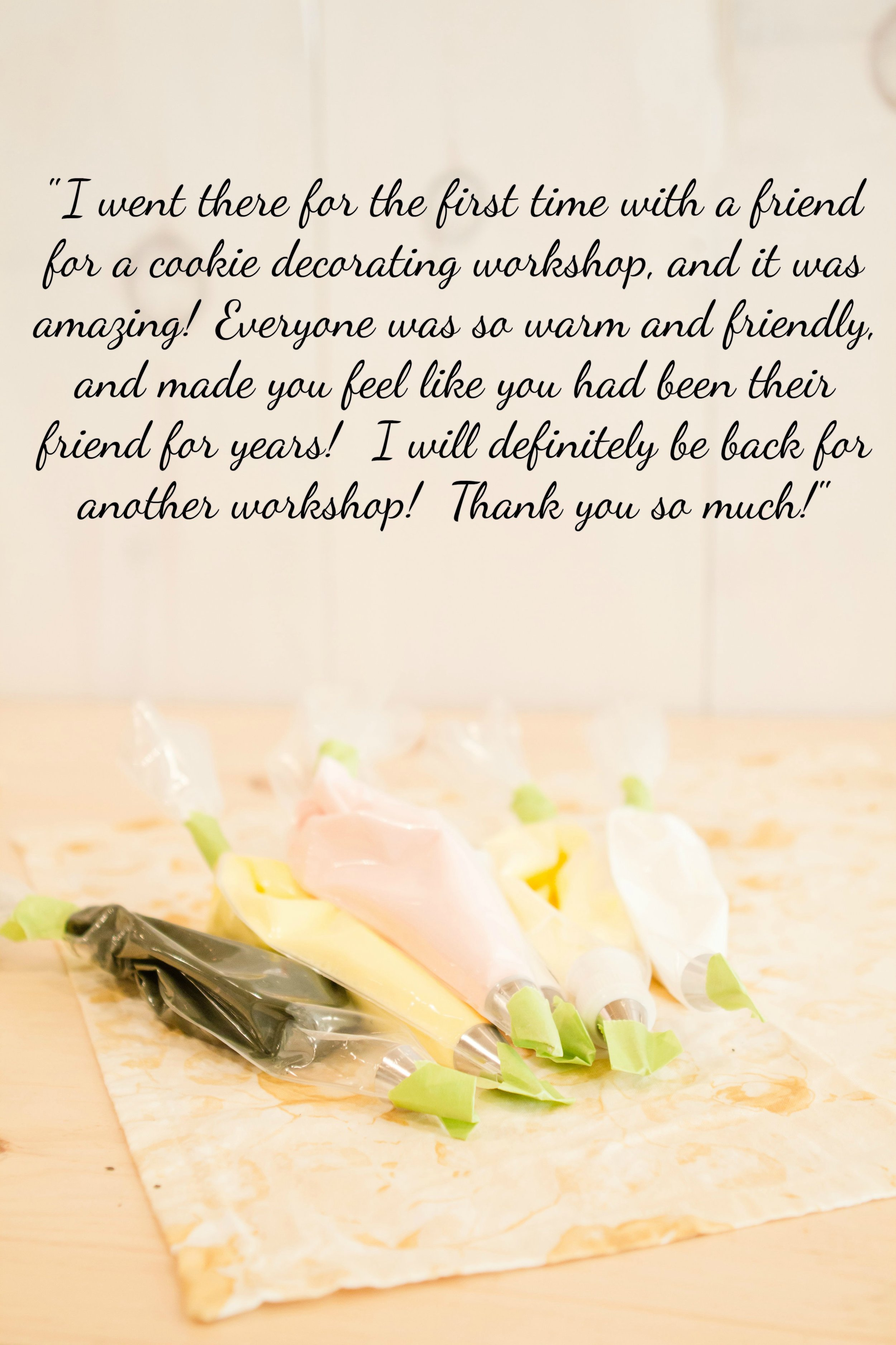 Cookie Decorating Review